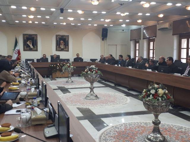دومین جلسه ی شورای حفاظت منابع آب استان اصفهان برگزار شد