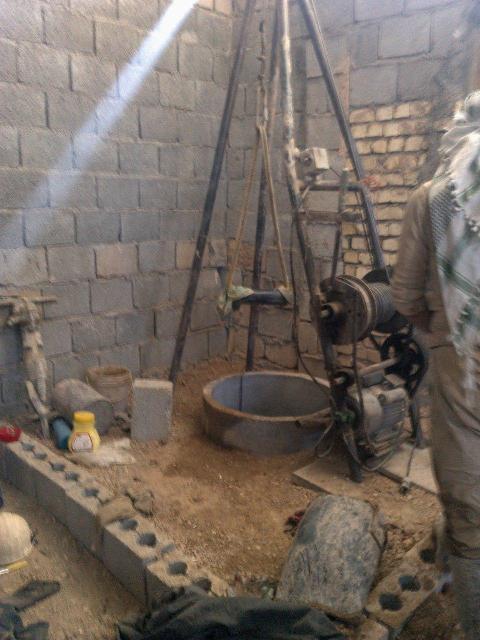 یک دستگاه حفاری غیر مجاز در لنجان توقیف شد
